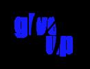 zero give up logo